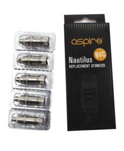 Aspire Nautilus 2, 2S Coils