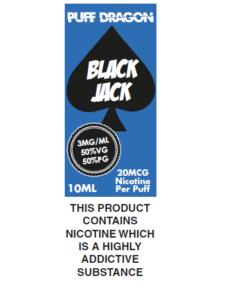 Blackjack by Puff Dragon