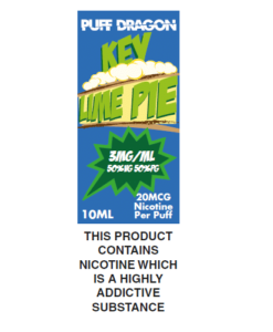 Key Lime Pie by Puff Dragon