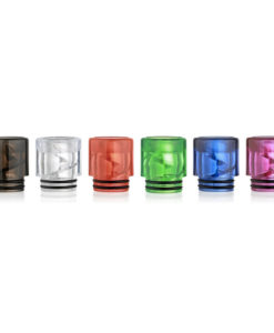 810 Anti Spit Plastic Replacement Drip Tips