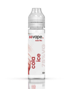 88Vape - Cola Ice 50ml Eliquid