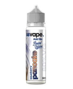 88Vape - Berry Pancakes 50ml Eliquid Short Fill