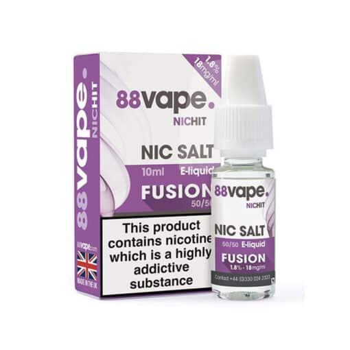 Fusion Nic Salt by 88Vape