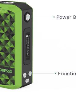 Vaporesso - Tarrot Nano Battery Info