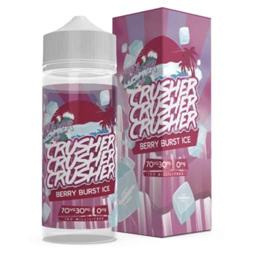 Berry Burst Ice by Crusher