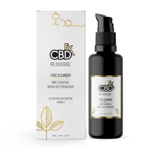 CBDfx - Rejuvediol Face Cleanser Oil