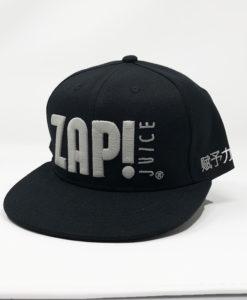 Zap! Ejuice Flat Peak Cap