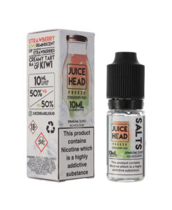 Juice Head Salts - Strawberry Kiwi Freeze 10mg & 20mg