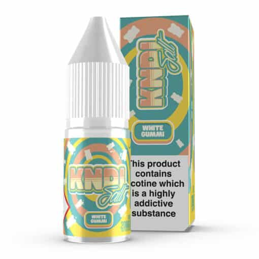 KNDI Sallts - White Gummi 20mg Nic Salt