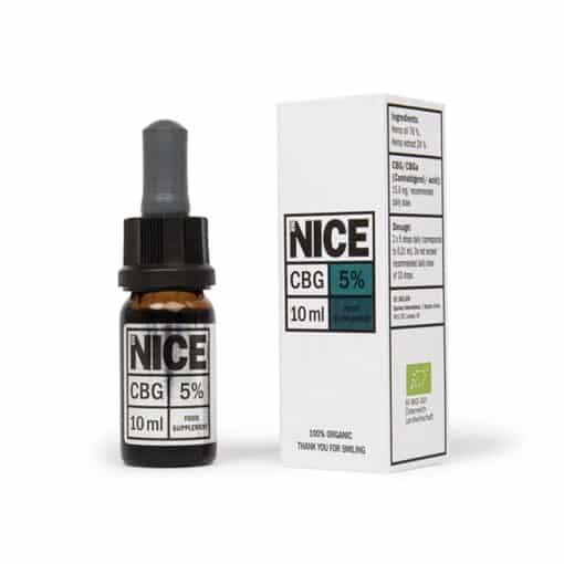 Organic CBG Oil By MR NICE CBD