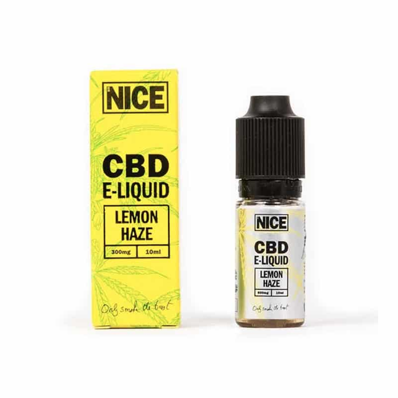 Lemon Haze By MR NICE CBD