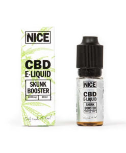 MR NICE - CBD E-LIQUID - Skunk Booster 1000mg
