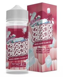 Mixed Berry & Kiwi Ice by Crusher