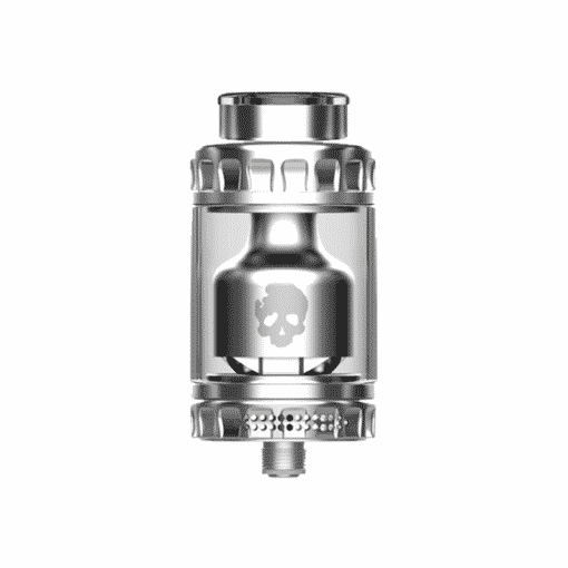 Silver Blotto RTA by Dovpo & The Vaping Bogan