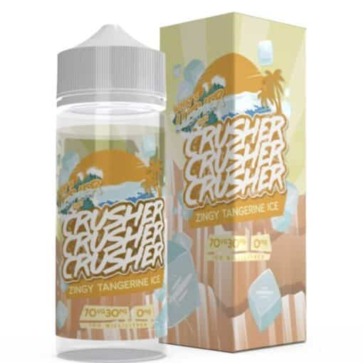 Zingy Tangerine Ice by Crusher