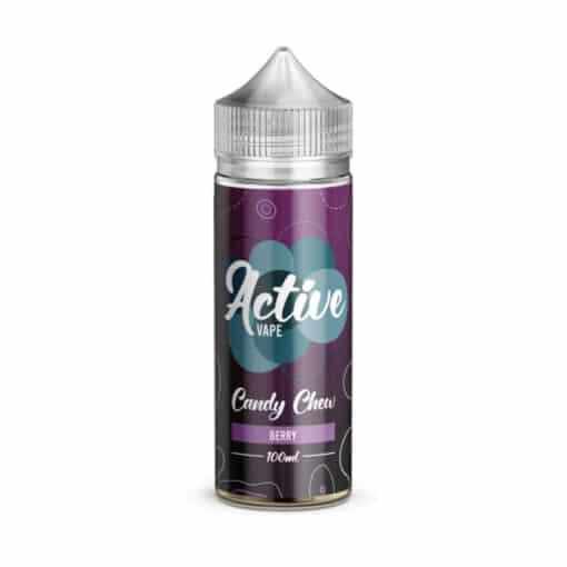 Active Vape - Berry Candy Chew 100ml E-Liquid