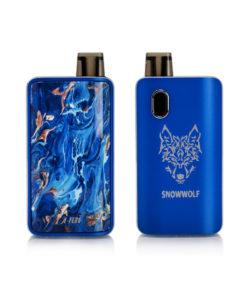 Snow Wolf A-Feng Ness Blue
