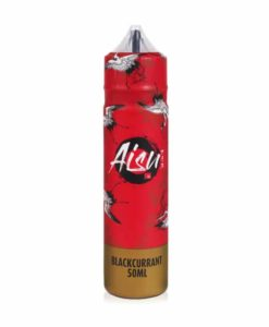 AISU - Blackcurrant 50ml Short Fill