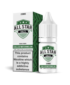 All Star Salts - Chilled Watermelon Nic Salt 20mg