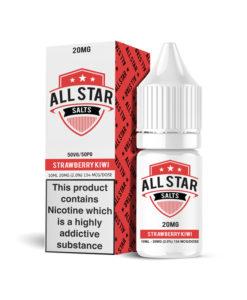 All Star Salts - Strawberry Kiwi Nic Salt 20mg