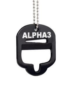 Alpha3 Short Fill Cap Removal Tool