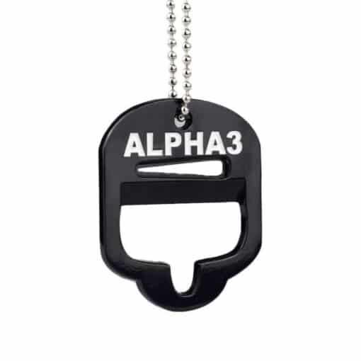 Alpha3 Short Fill Cap Removal Tool