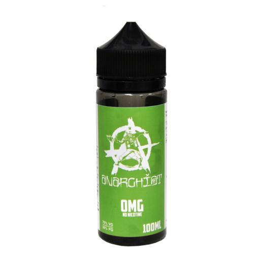 Anarchist Green 100ml 0mg Short Fill