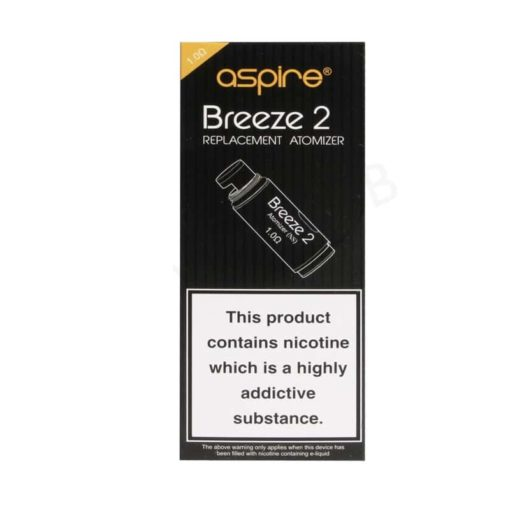 Aspire Breeze 2 Coils 5 Pack