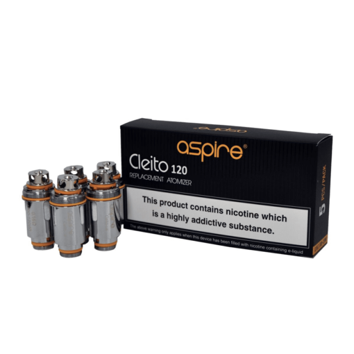 Aspire Cleito 120 Coils