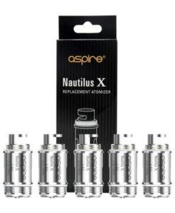 Aspire - Nautilus X Coils 5 Pack