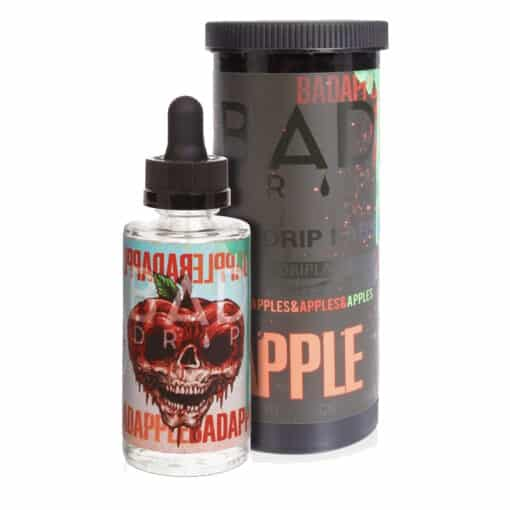 Bad Drip Labs - Bad Apple 50ml Eliquid