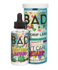 Bad Drip Labs - Don't Care Bear Iced Out 50ml Short Fill