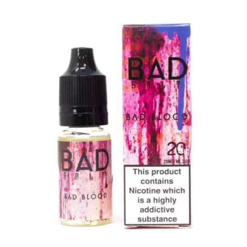 Bad Drip Salts - Bad Blood 10ml Nic Salt