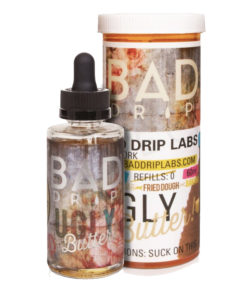 Bad Drip Labs - Ugly Butter 50ml 0mg Short Fill