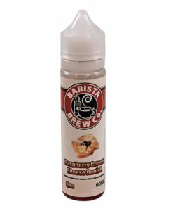 Barista Brew - Raspberry Cream Cheese Danish 50ml