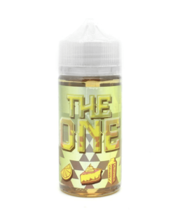Beard Vape Co - The One Lemon 100ml Short Fill