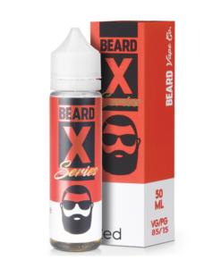 Beard Colours - Red 50ml Short Fill
