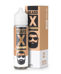 Beard Colours - Tan 50ml Short Fill