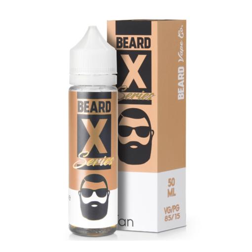 Beard Colours - Tan 50ml Short Fill