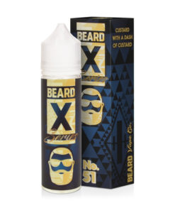 Beard Vape Co X Series - No.51 50ml Short Fill