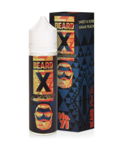 Beard Vape Co X Series - No.71 50ml Short Fill