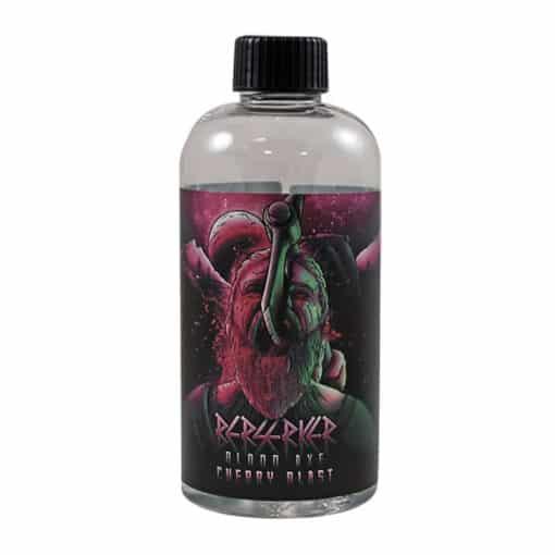 Berserker Blood Axe - Cherry Blast 200ml 0mg Short Fill