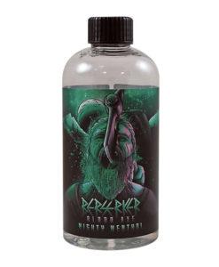 Berserker Blood Axe - Mighty Menthol 200ml 0mg Short Fill