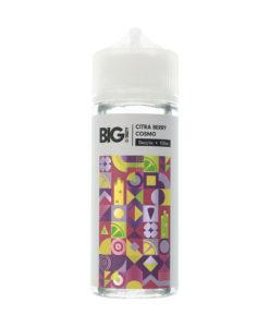 Big Tasty - Citra Berry Cosmo 100ml Eliquid