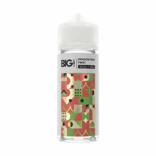 Big Tasty - Dragon Fruit Twist 100ml Eliquid