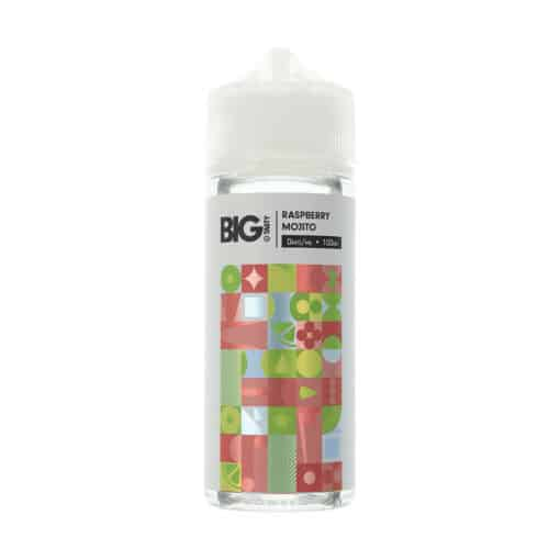 Big Tasty - Raspberry Mojito 100ml Eliquid