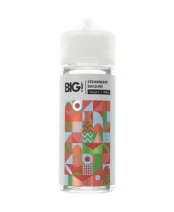Big Tasty - Strawberry Daiquiri 100ml Eliquid