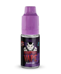 Vampire Vape - Black Ice 10ml