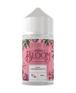Bloom Aromatic E-Liquid - Acai Pomegranate 50ml