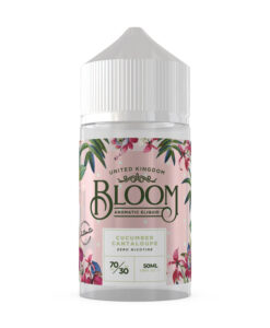Bloom Aromatic E-Liquid - Cucumber Cantaloupe 50ml